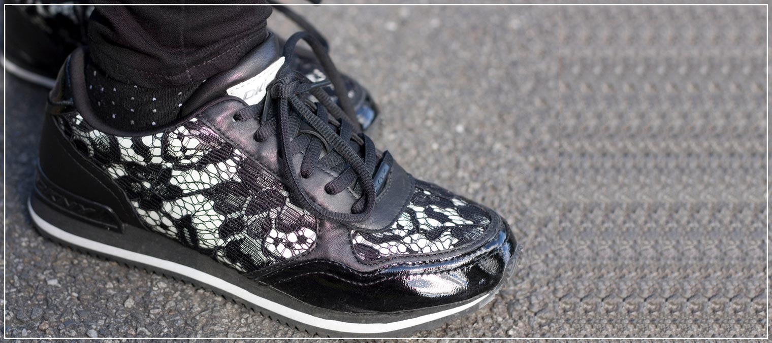 Sneaker zum Herbstlook