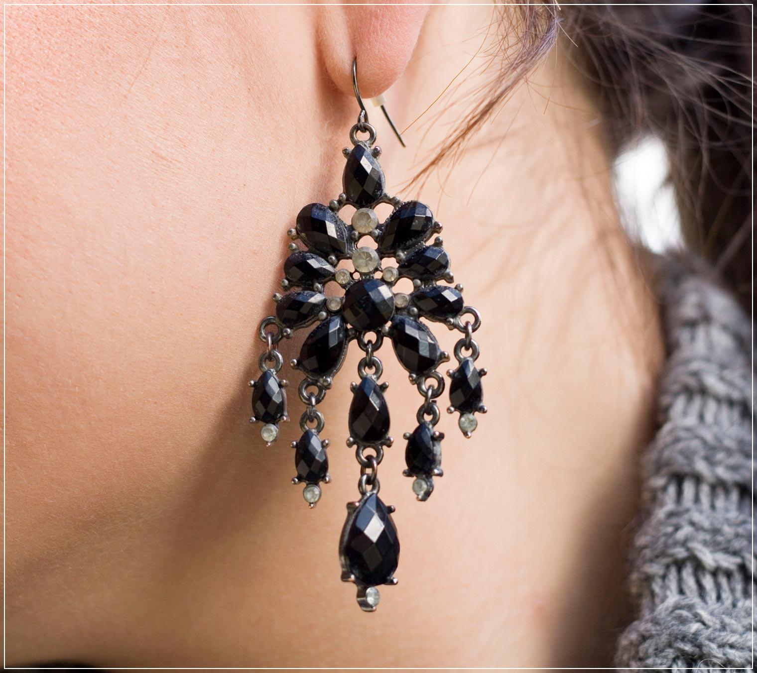 Ohrringe zum Herbstlook
