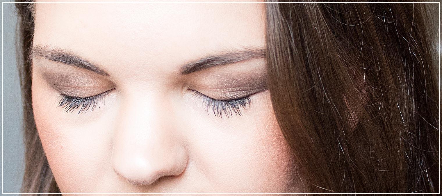 Augen-Make-Up Tutorial für ein frühlingshaftes Make-Up