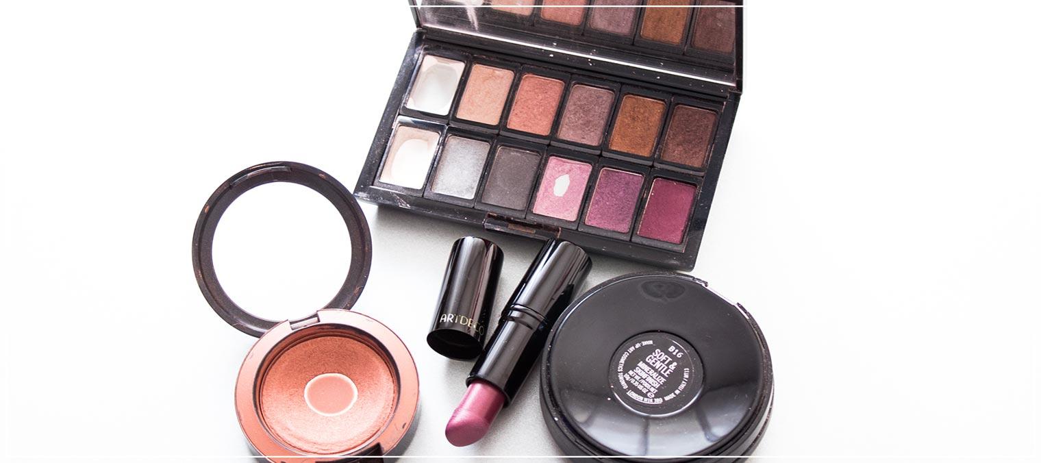 Make-Up Produkte für ein frühlingshaftes Make-Up