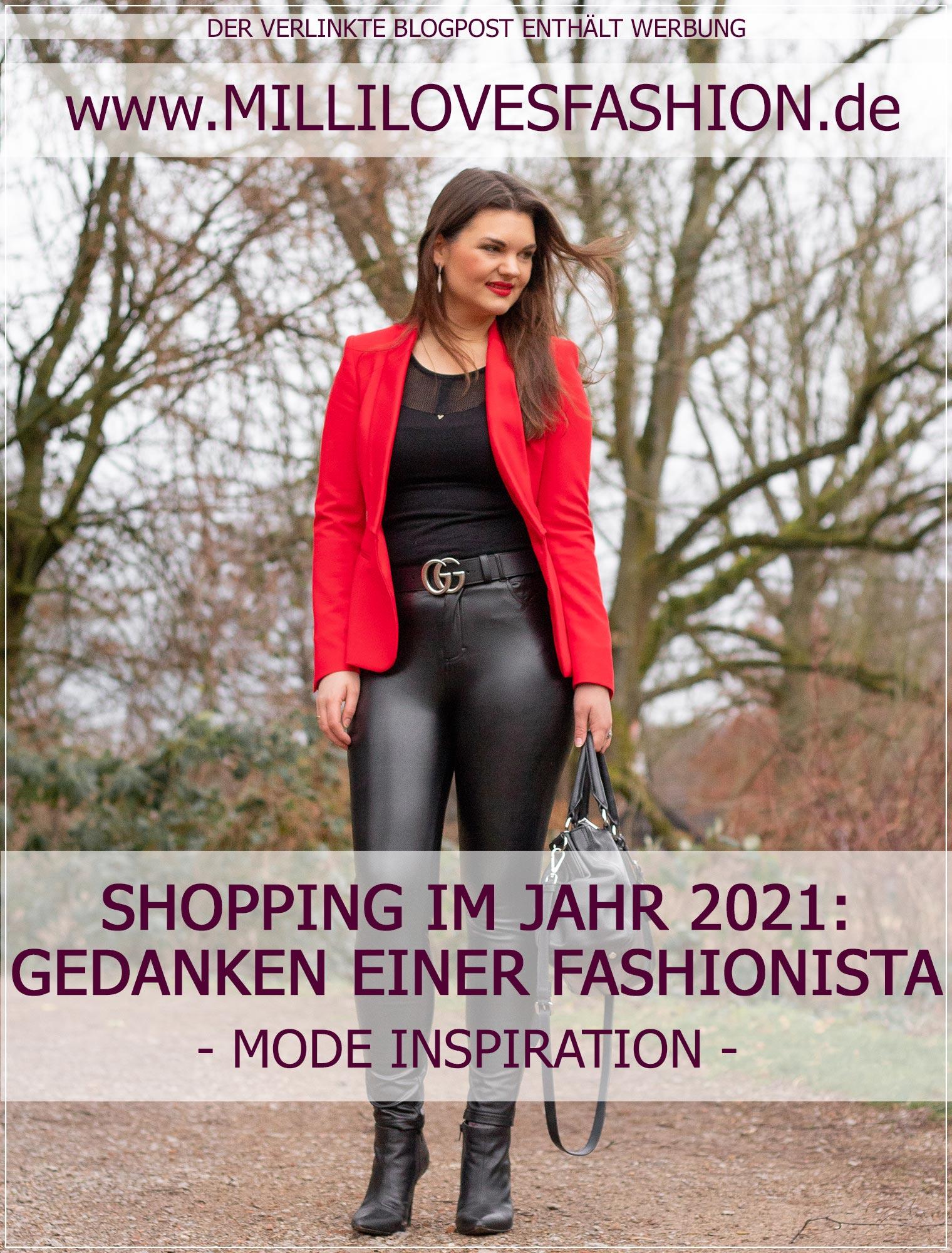 Shoppen im Jahr 2021, Gedanken über die Zukunft des Shoppens