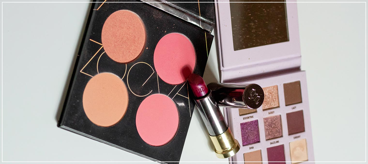 Make-Up-Produkte für ein frühlingshaftes Make-Up