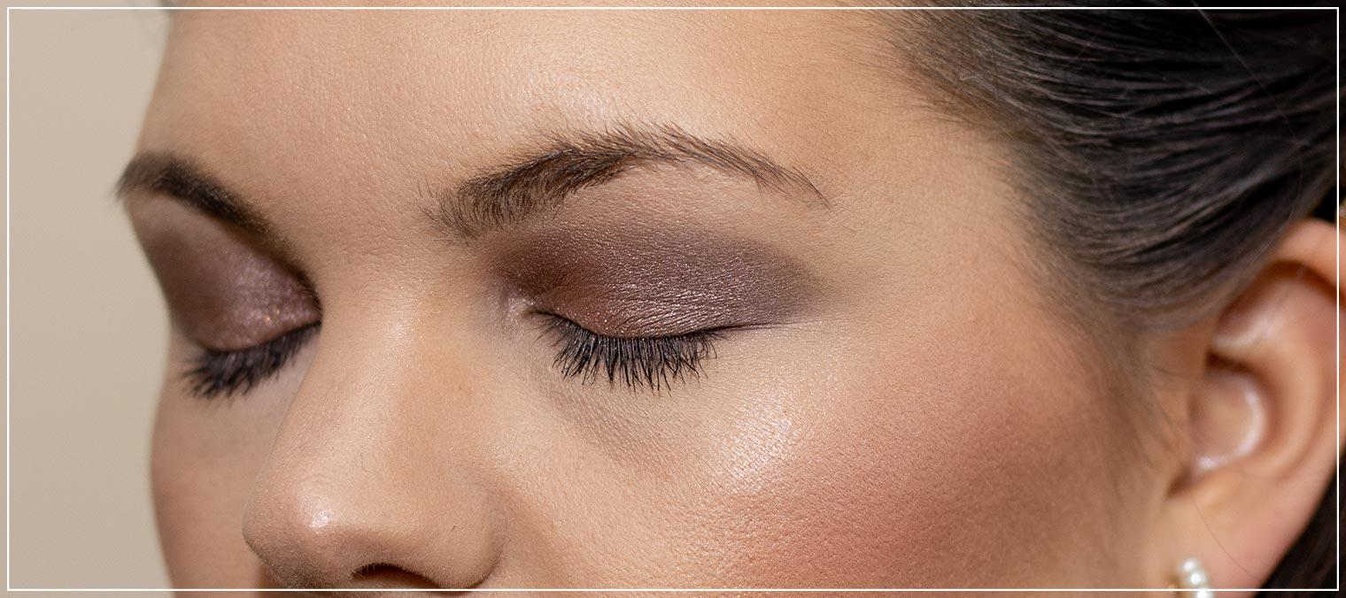 leichtes Tages-Make-Up mit der Naked 3 Palette