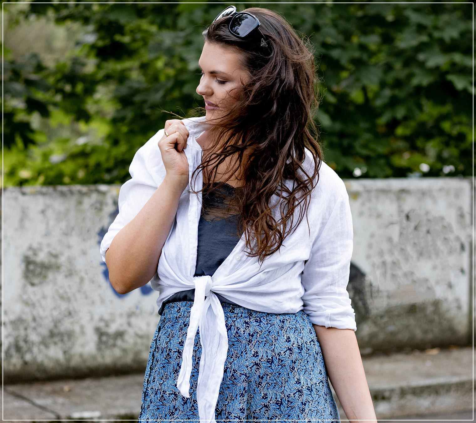 stylische Sommerlooks zum nach shoppen für unter 250euro
