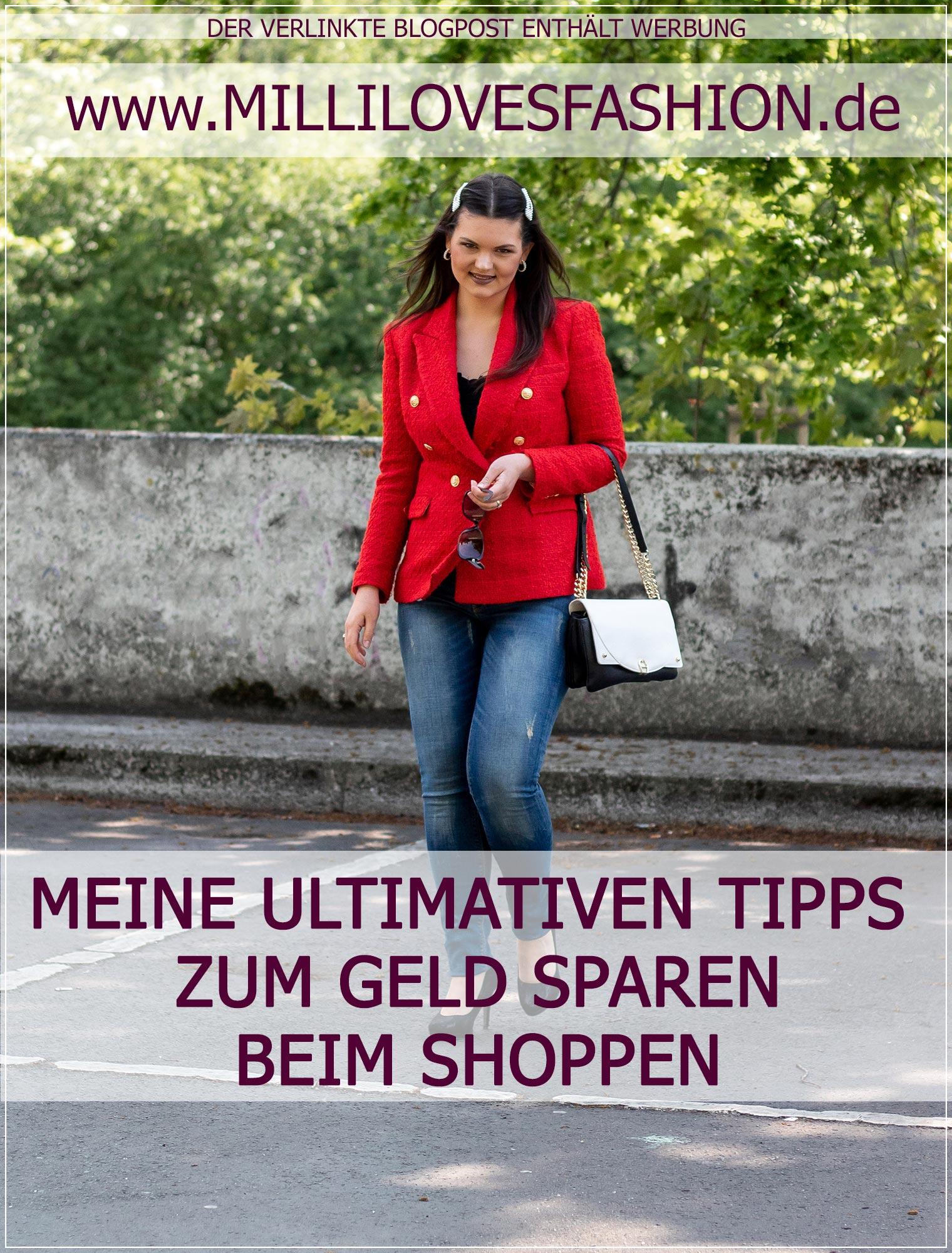 Die besten Tipps zum Geld sparen beim Shoppen