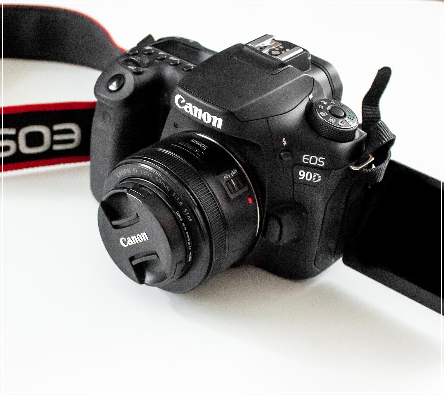 Bloggerequiment, Kamerareview meiner neuen Kamera Canon Eos90D