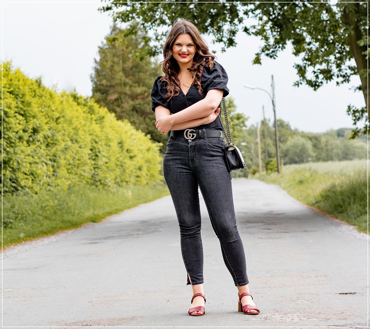 Die Skinny Jeans als Klassiker im großen Jeans Guide