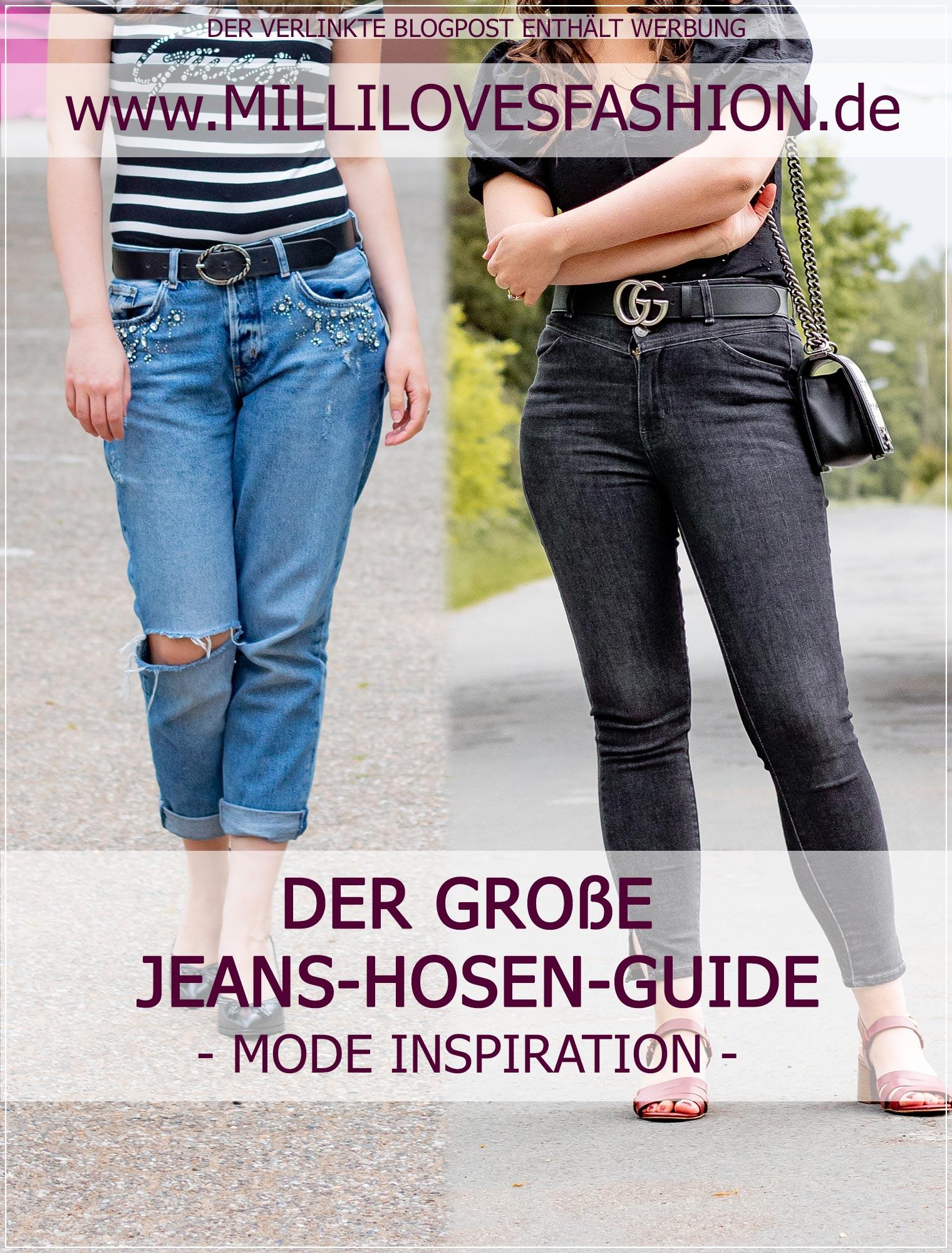 der große Jeansguide mit den wichtigsten Jeans für jede Figur